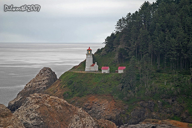 542m1 Heceta Head Lighthouse