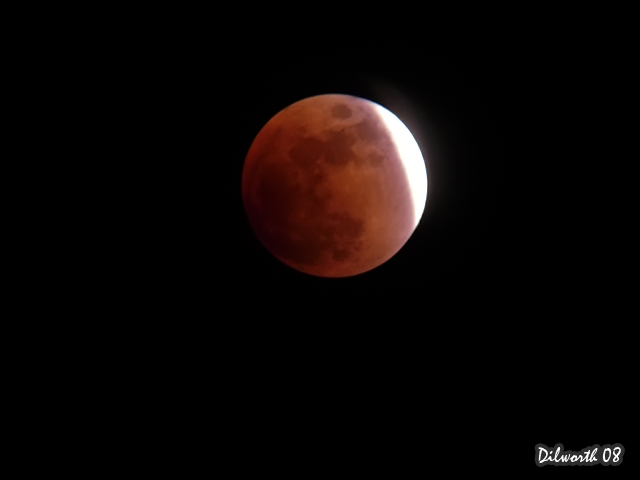 671 Lunar Eclipse
